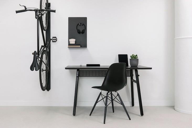 bureau minimaliste indispensable deco rangement