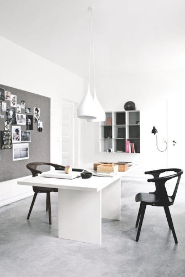 minimalisme bureau idee decoration 4