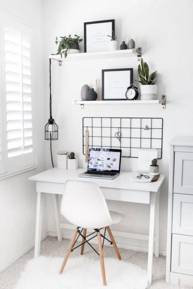 minimalisme bureau idee decoration 6