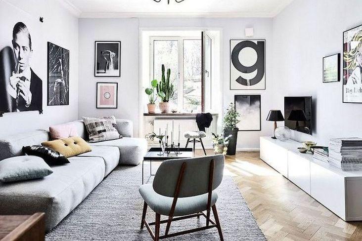 indispensable salon minimaliste conseils deco