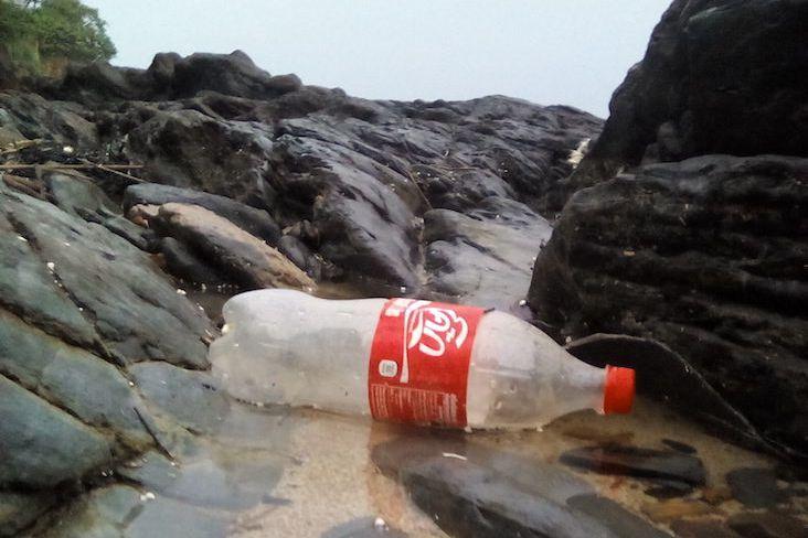 nomade dechet plastique asie sud est
