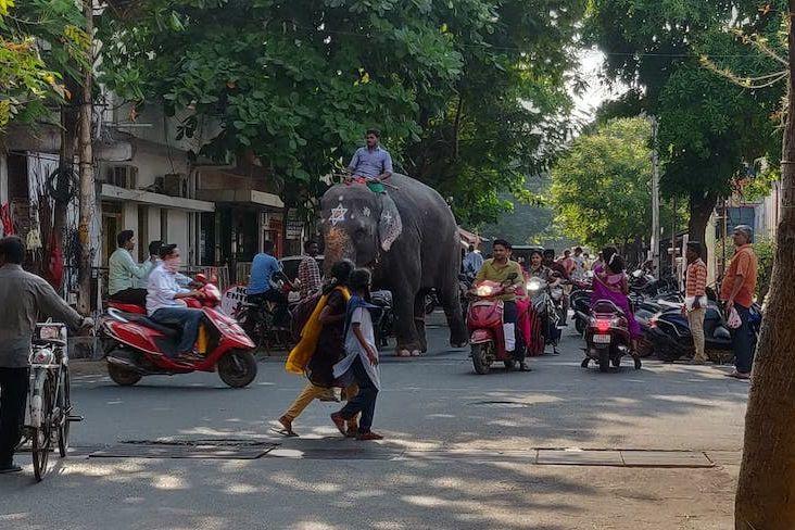 pondicherry voyage vie nomade 2019 inde