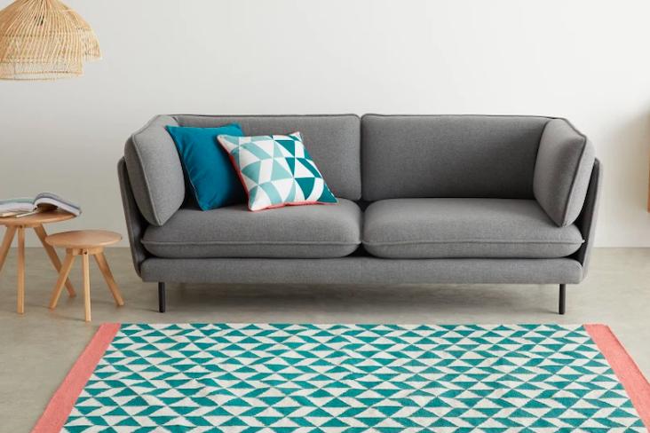 selection tapis motif tendance