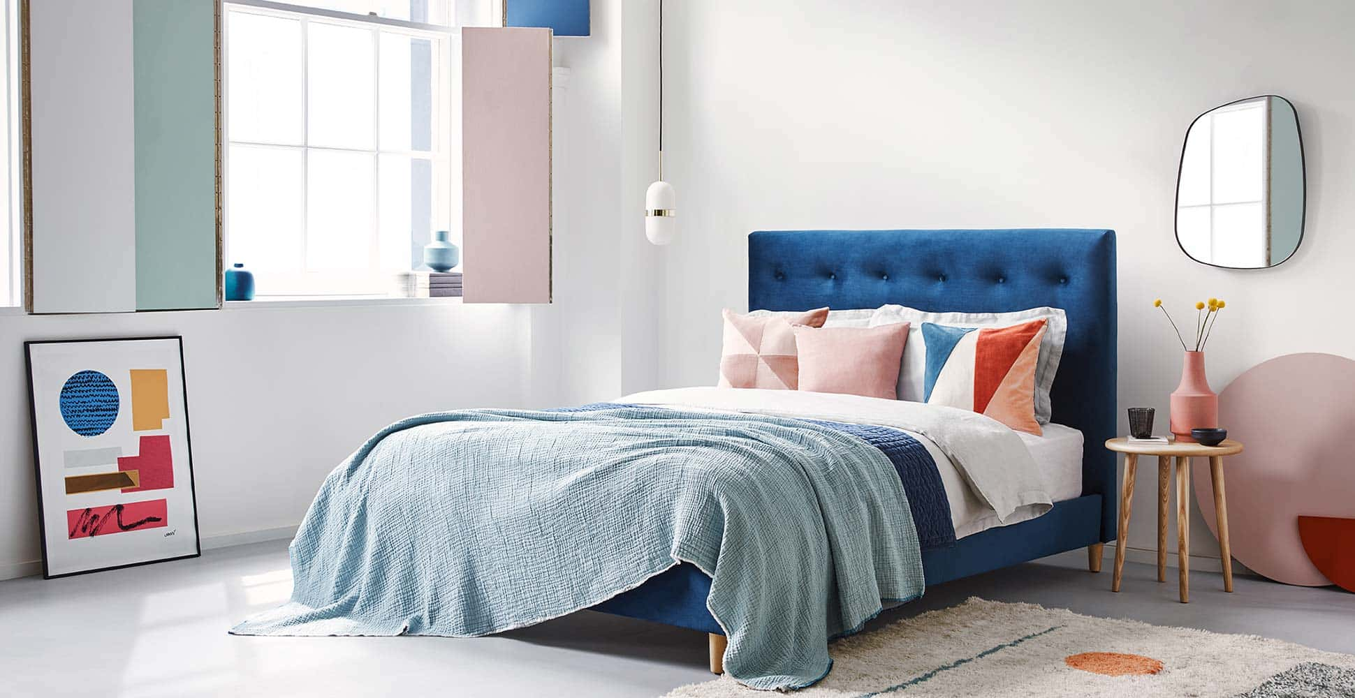 Image Pour Mettre Dans Un Cadre idées déco] décorer la chambre avec des cadres | cocon