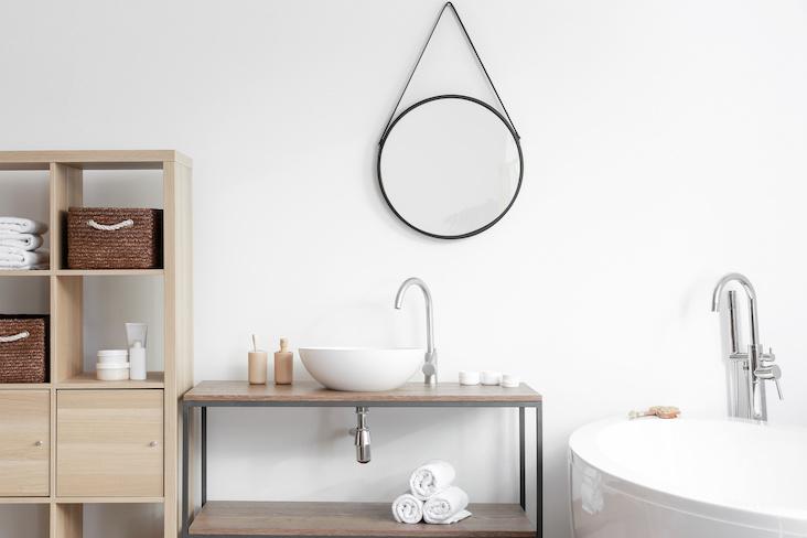 meuble de salle de bain conseil amenagement deco