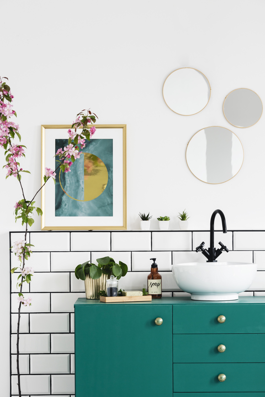 Espace Entre 2 Vasques conseils déco] tout savoir sur les meubles de salle de bain