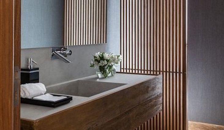 claustra salle de bain idee conseil deco