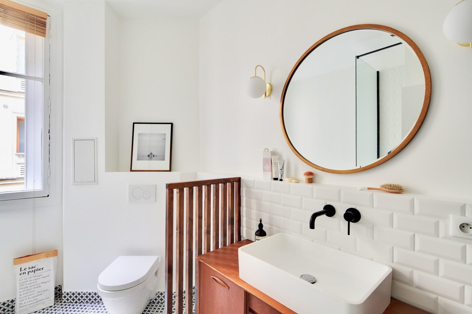 Idées déco] Des claustras dans la salle de bain  Cocon - déco