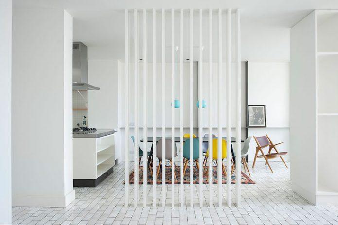 claustra cuisine idee decoration