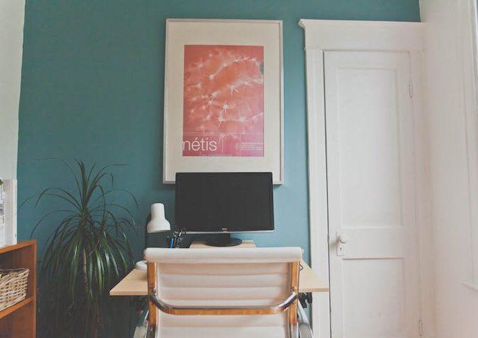 teletravail conseil deco amenagement bureau maison