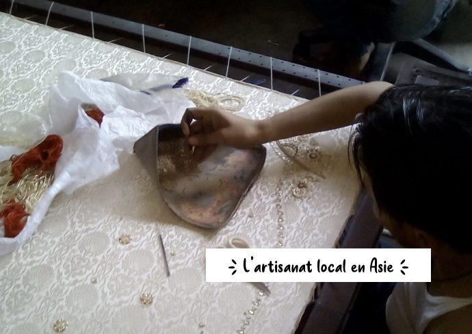nomade desillusion artisanat local en asie
