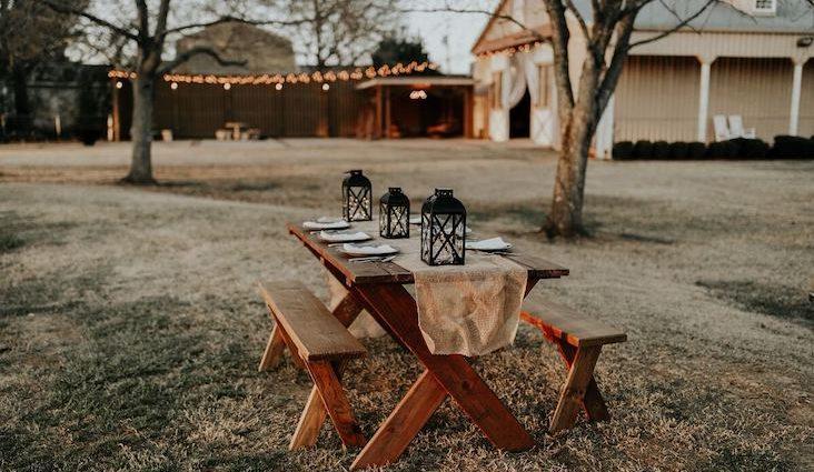 ou trouver table picnic jardin