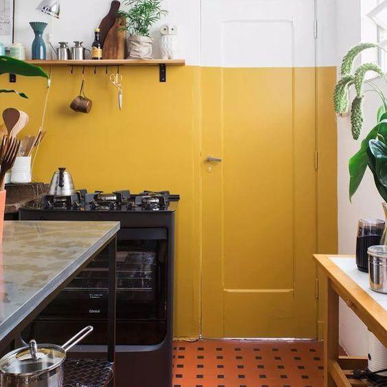 association couleur terracotta jaune 1