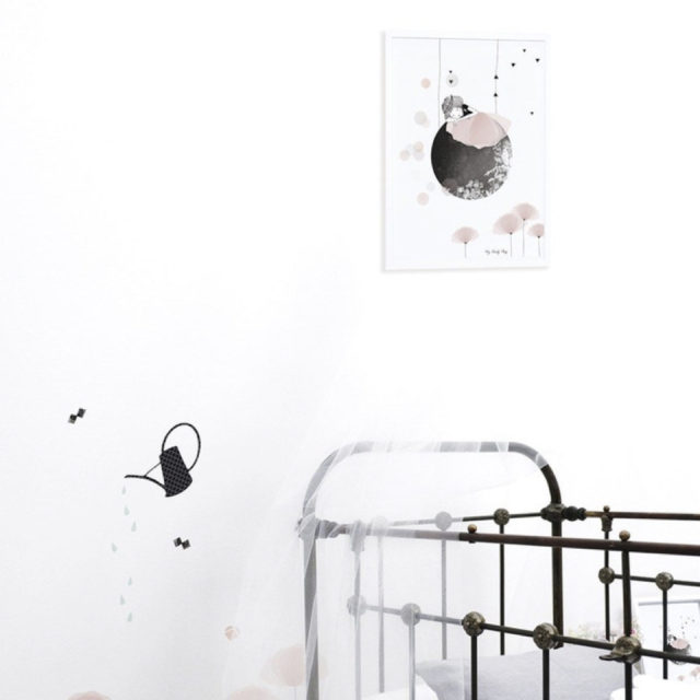 decoration enfant creer coin lecture 7