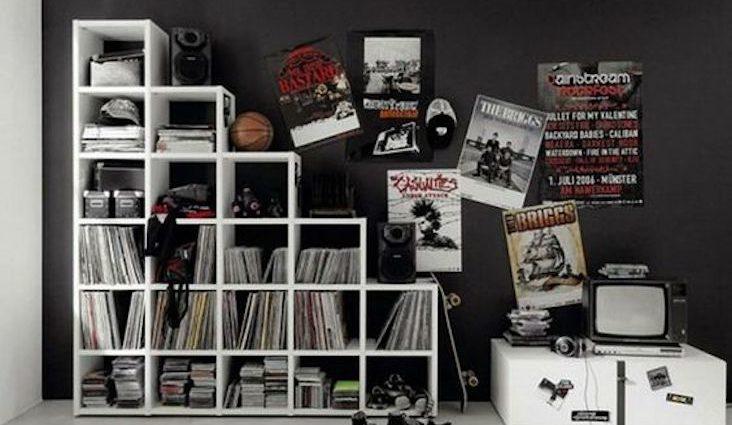 idee deco chambre rock