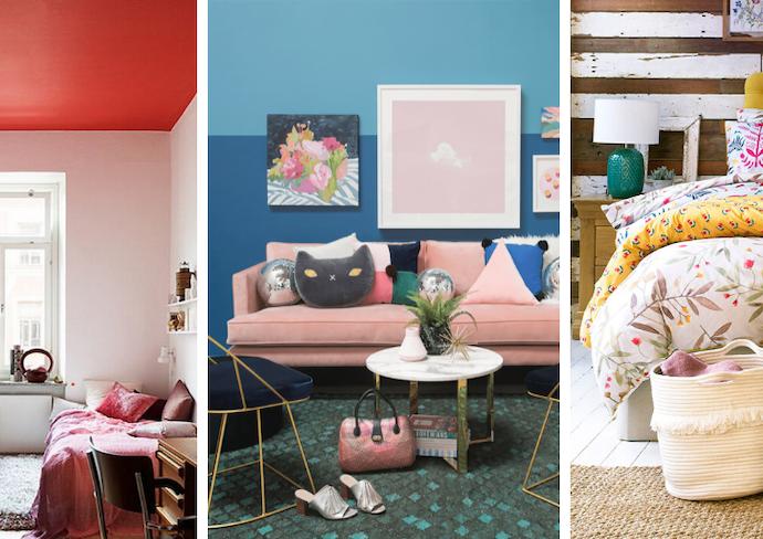 idee decoration mix and match ambiance