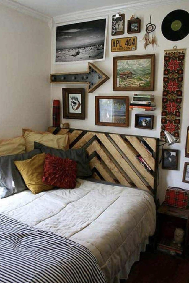 style rock chambre idee decoration 6