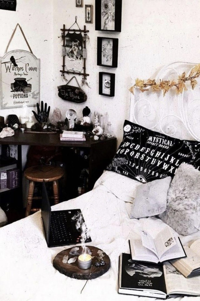 style rock chambre idee decoration 8
