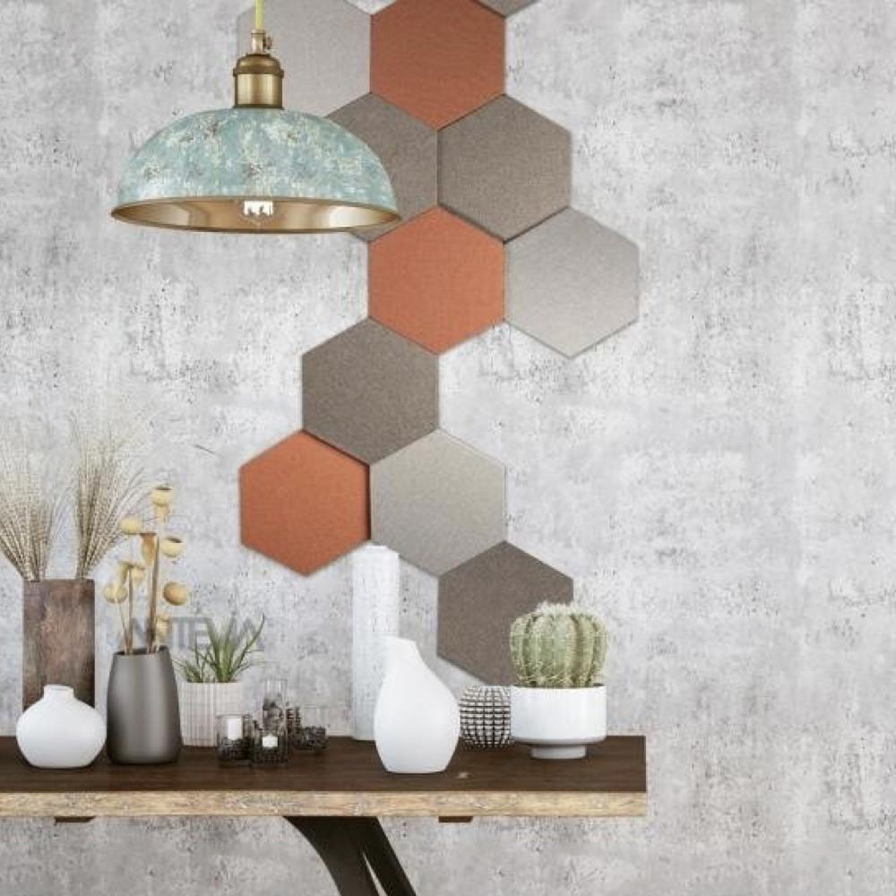 couleur terracotta salon accessoire decoration 6