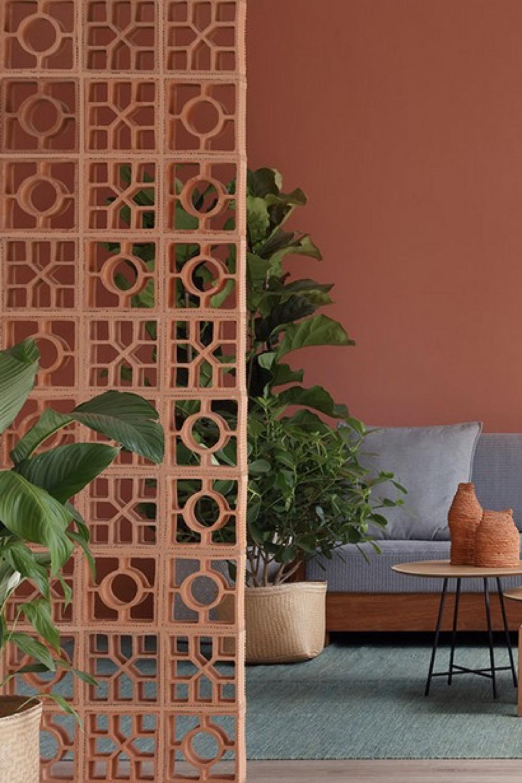 couleur terracotta salon idee deco 1