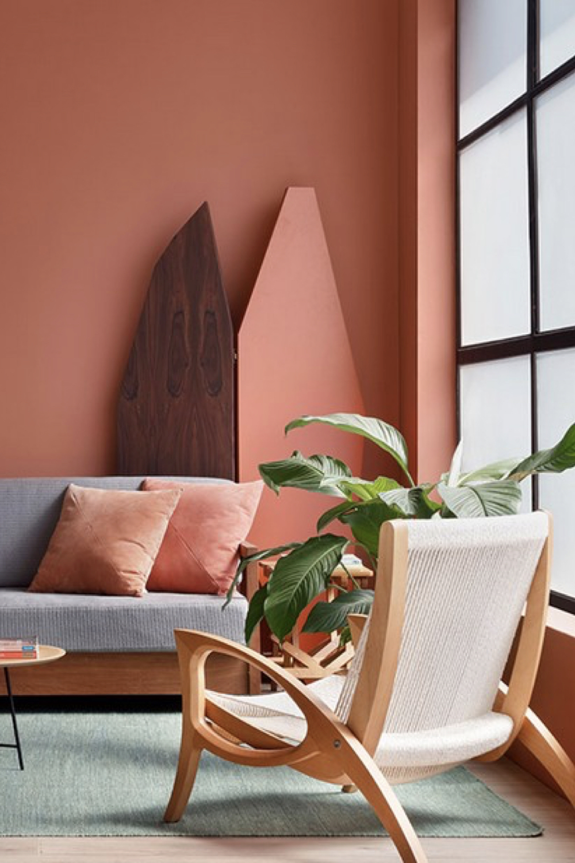 couleur terracotta salon idee deco 2