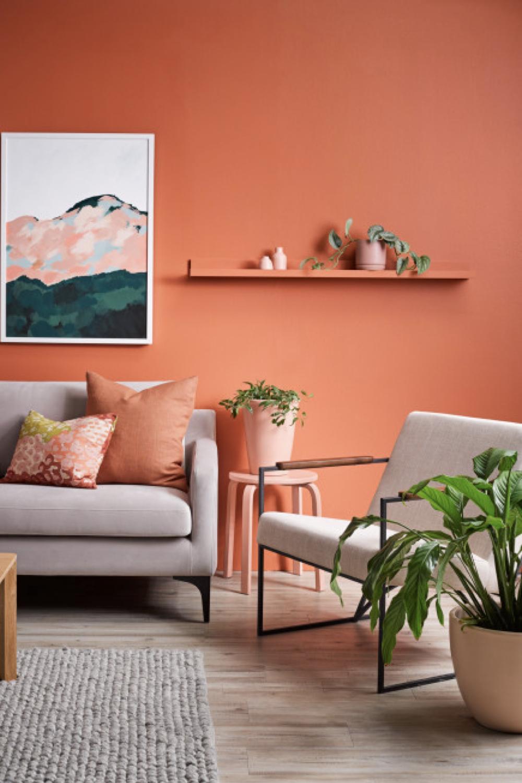 couleur terracotta salon idee deco 3