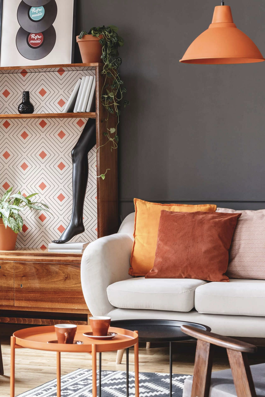 couleur terracotta salon idee deco 9
