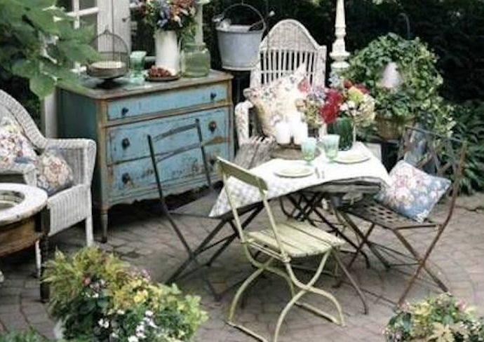 deco brocante 10 objets meubles a chiner