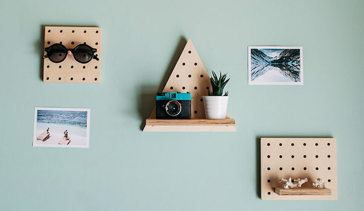 decoration made in france pegboard