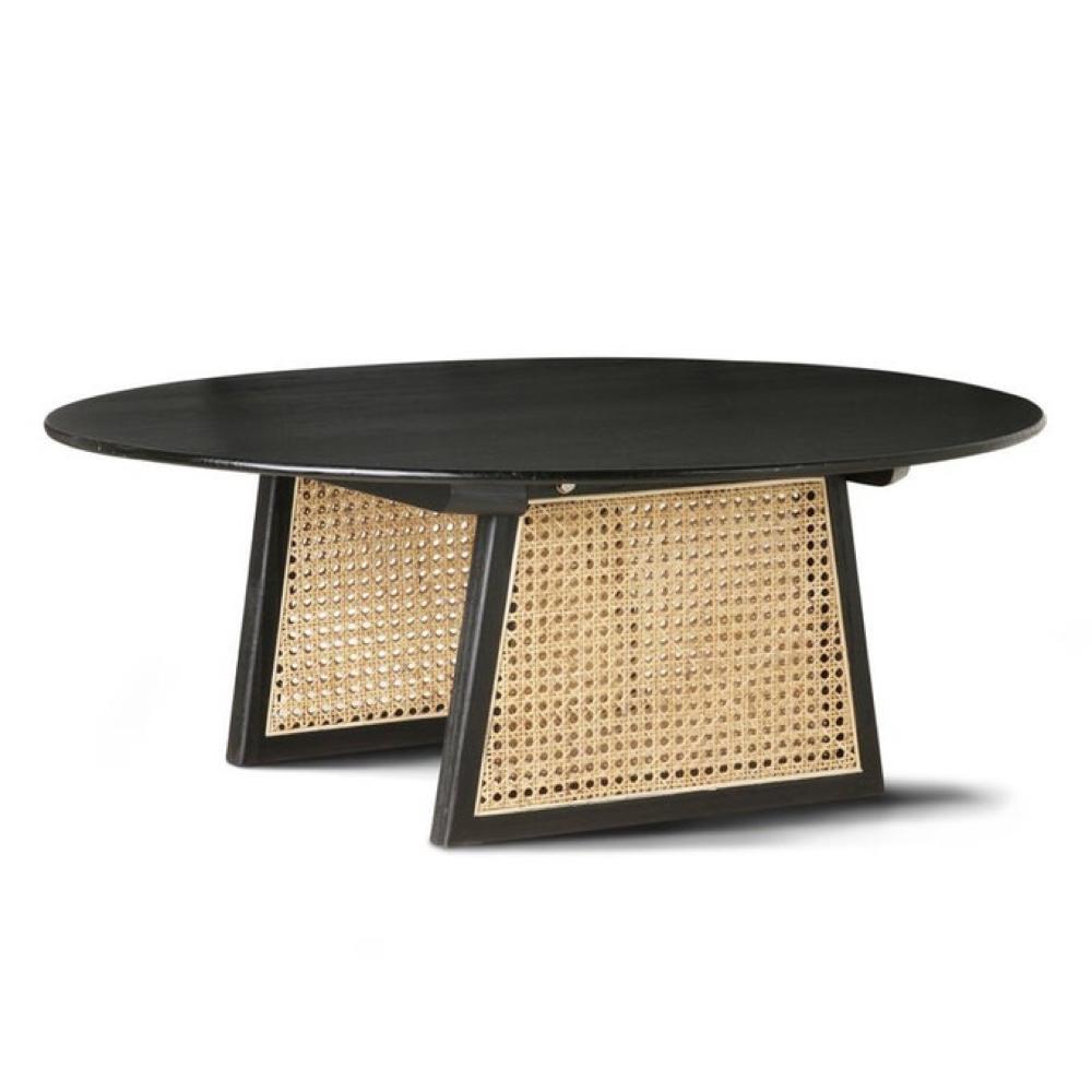 ou trouver table basse rotin 12