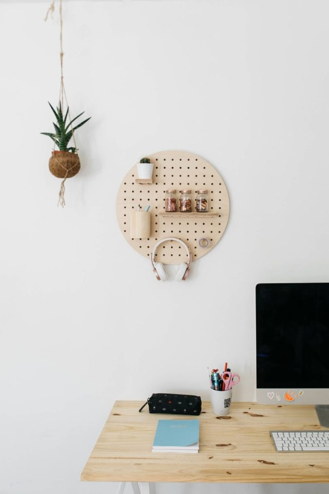 pegboard rond made in france