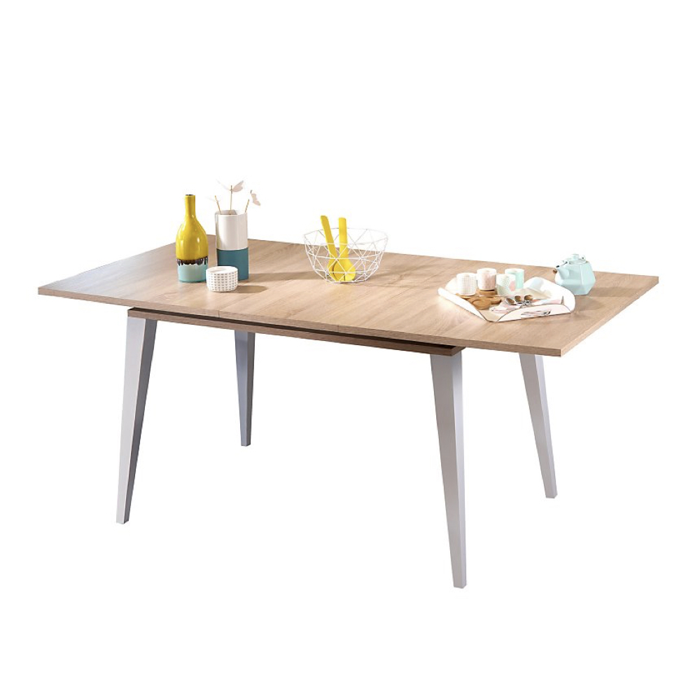 salle a manger made in france table bois classique