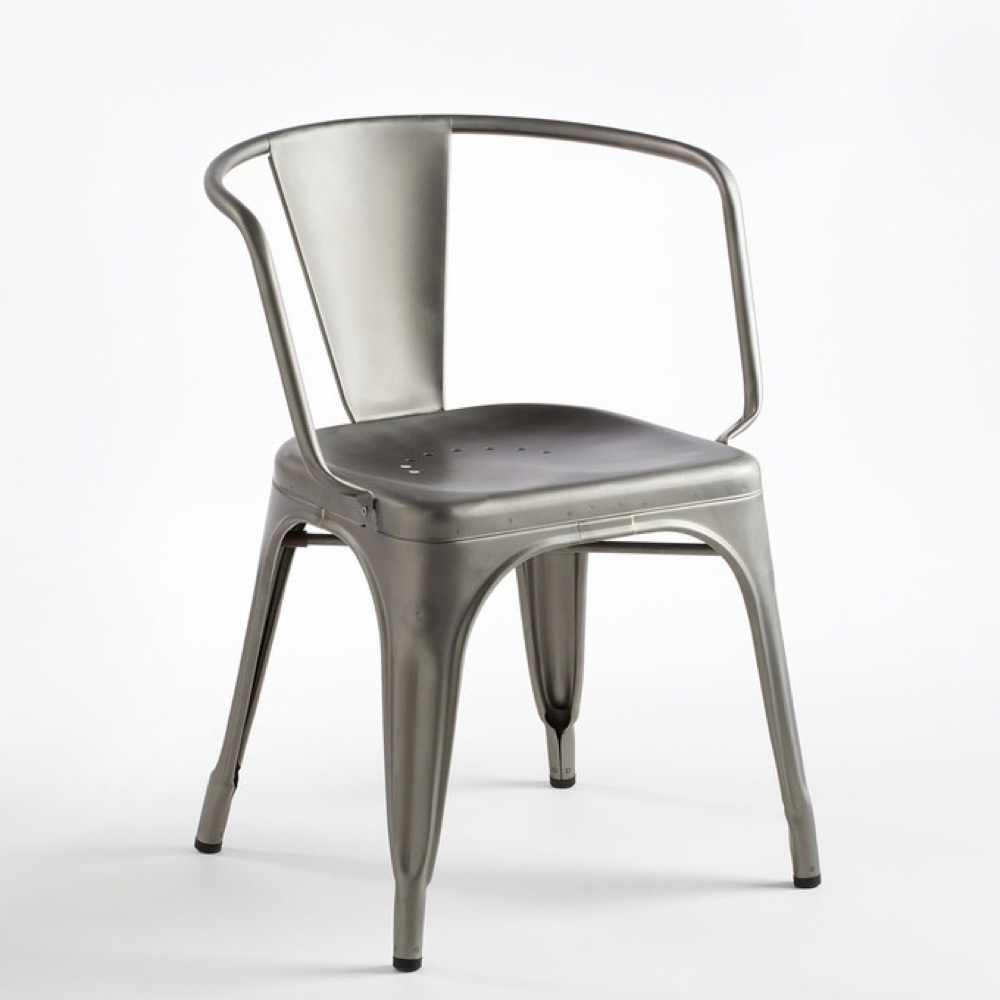salle a manger made in france fauteuil tolix