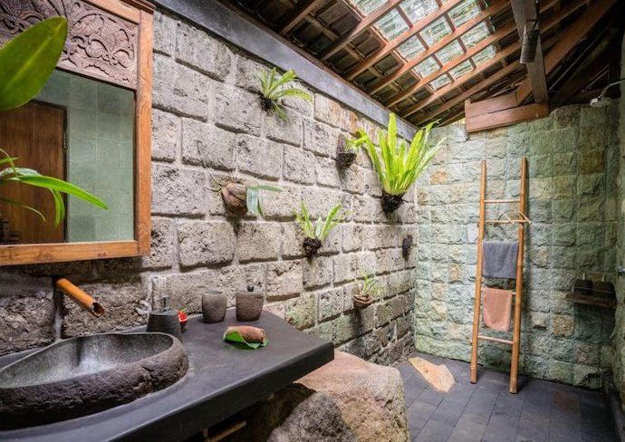 salle de bain durable écologique