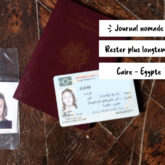 journal nomade extension visa egypte