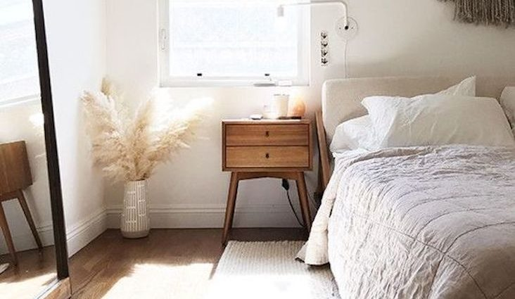idee deco chambre minimaliste moderne