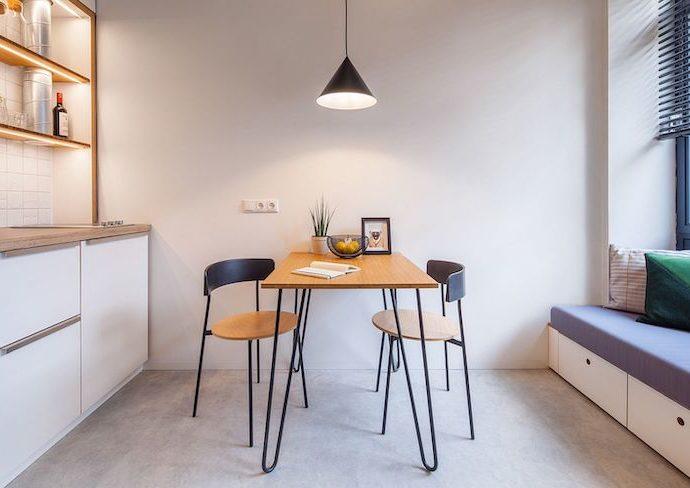 ou trouver table 2 personnes coin repas conseil bien choisir gain de place bonnes adresses