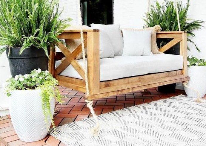 jardin terrasse quel materiaux choisir petit budget entretien facile a poser conseils idee decoration