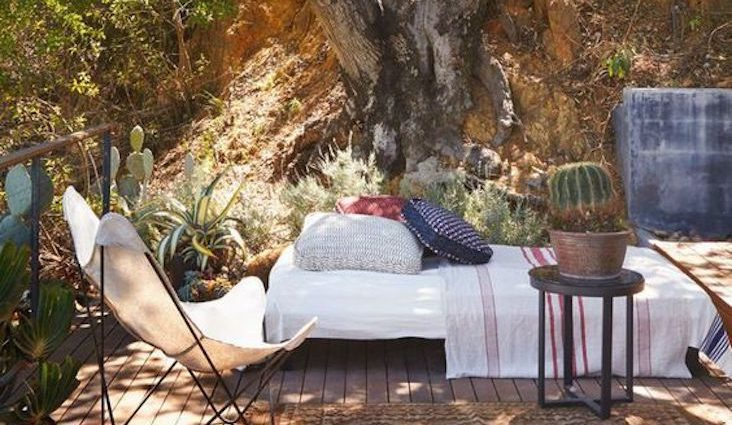 bien chez soi sieste jardin exemple idée mobilier conseils bien-être extérieur