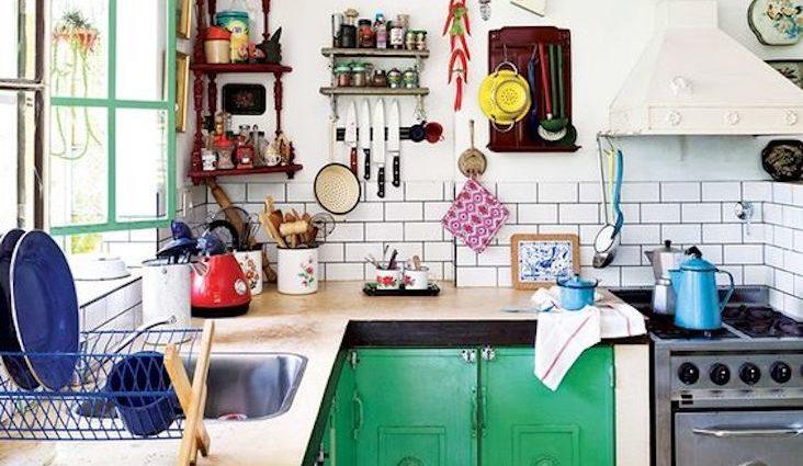 blog idee decoration interieur personnelle éclectique pièce à vivre chambre cuisine couleur décoration murale inspiration exemple