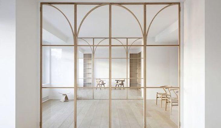 porte vitree decoration interieure exemple conseil idée inspiration blog déco intérieure