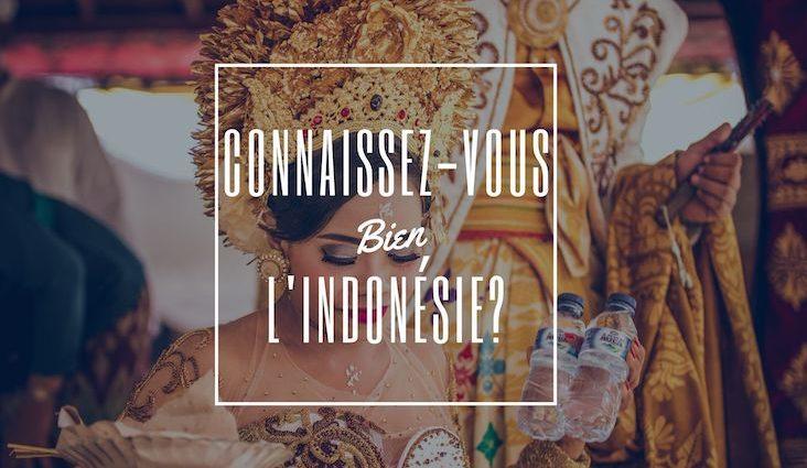 indonesie cahier de vacances culture générale connaissance pays d'Asie