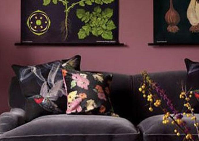 interieur couleur motif exemple inspiration idee decoration salle de bain salon chambre fillette