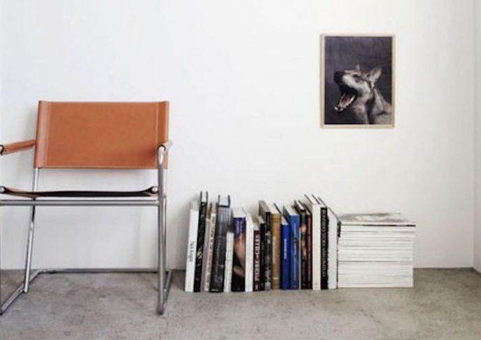 idee deco rangement livres passion moderne gain de place sur mesure simplicité